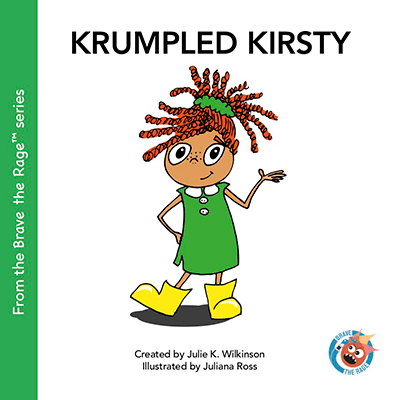 Krumpled Kirsty book cover